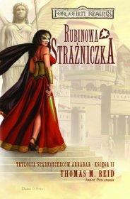 Rubinowa Strażniczka: Trylogia Spadkobiercy Arrabar Księga II (przeceniona) [00100110]