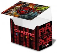 CHAOTIC: Plastikowe pudełko na karty (Deck Box) [5E-82217]