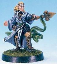 Ravilla: GREY ELF WIZARD (1 figurka) [1F887060000]
