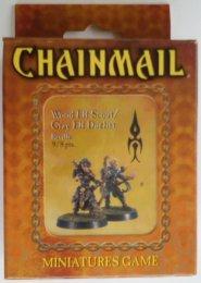 Ravilla: WOOD ELF SCOUT/GREY ELF DUELIST (2 figurki) [1F887070000]