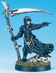 Legion Ahmuta: HUMAN DEATH CLERIC (1 figurka) [1F887090000]