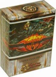 L5R: Legenda Pięciu Kręgów (Legend of the Five Rings) - <b>EMBERS OF WAR Spider-Pająk</b> starter [AEG16101]