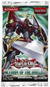 YGO: Yu-Gi-Oh! #44 RETURN of the DUELIST booster - zestaw dodatkowy [YGO24677]