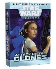 ATTACK OF THE CLONES - talia podstawowa Light Side WotC (40 kart) [4175570000]