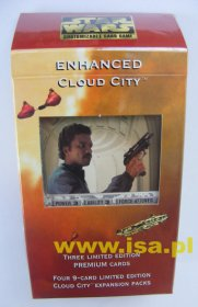 Star Wars: ENHANCED CLOUD CITY Lando With Blaster Pistol [35800430]