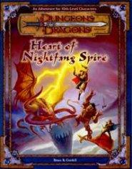 D&D Heart of Nightfang Spire [10011847]