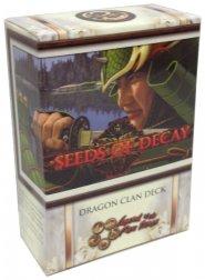 L5R: Legenda Pięciu Kręgów (Legend of the Five Rings) - <b>SEEDS OF DECAY starter DRAGON</b> - talia klanu SMOKA [AEG16201]