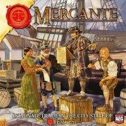 MERCANTE - gra planszowa z linii Tempest [AEG5102]