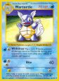 POKEMON: Base Set 42/102 Wartortle [POKBS-042102]