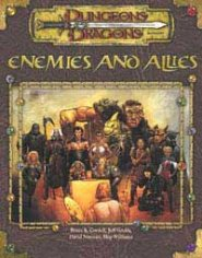 D&D Enemies and Allies [10011852]