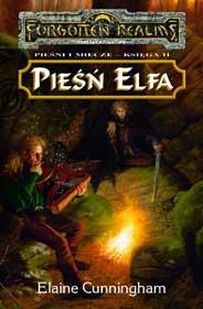 Pieśń Elfa: Pieśni i Miecze Księga II [00100041]