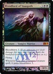 Karta MTG Bloodlord of Vaasgoth Promo Foil [MTGS82/249]
