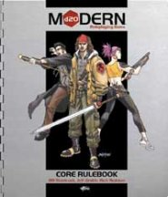 D20 Modern Roleplaying Game Rulebook [100881900000]