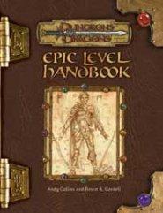 D&D Epic Level Handbook [100881690000]