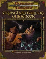 D&D Stronghold Builder's Guidebook [100881660000]
