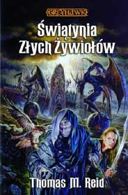 Świątynia Złych Żywiołów: Greyhawk [00100046]