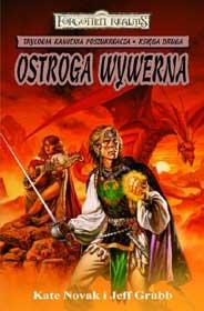 Ostroga Wywerna: Trylogia Kamienia Poszukiwacza Księga II (przeceniona) [00100047]