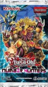 YGO: Yu-Gi-Oh! TCG Number Hunters booster - zestaw dodatkowy (wszystkie karty FOIL) [YGO34393]