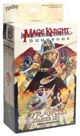 Mage Knight Podziemia Piramida - zestaw podstawowy [WZK0103]