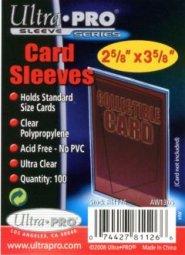 Koszulki na karty MIĘKKIE (100) [5E-81126]