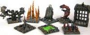Mage Knight Dungeons 3D - zestaw pułapek [WZK912]