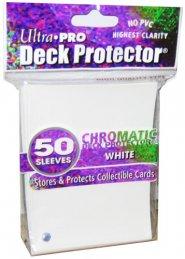 Koszulki Ultra Pro Chromatyczne Białe (50) [5E-81712]