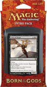MTG: Magic the Gathering BORN OF THE GODS Intro Pack Death's Beginning (ostatni 1 egz.) [MTG83069]