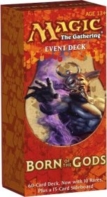 MTG: Magic the Gathering BORN OF THE GODS Event Deck Underworld Herald [MTG83111]