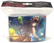 "Plastikowe pudełko na karty (Deck Box) Generals Order z grafiką Manga/Anime ""Elemental Maiden"" [5E-84273]"