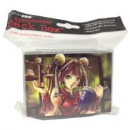 "Plastikowe pudełko na karty (Deck Box) Generals Order z grafiką Manga/Anime ""InnKeeper"" [5E-84274]"