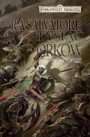 Tysiąc Orków: Trylogia Klingi Łowcy Księga I [00100078]