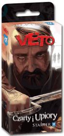 VETO!: Czarty i Upiory – Starter Awanturnicy [VETO49666]