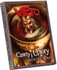 VETO!: Czarty i Upiory – Booster Cmentarzysko [VETO49664]