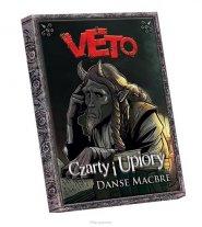 VETO!: Czarty i Upiory – Booster Danse Macabre [VETO49670]