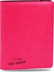 PRO-BINDER <b>PREMIUM</b> Ultra Pro KLASER (20 stron) jaskraworóżowy [5E-84197]