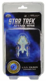 Attack Wing Star Trek: U.S.S. Equinox Expansion pack [WZK71276]
