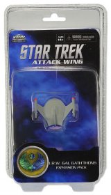 Attack Wing Star Trek: I.R.W. Gal Gath'thong Expansion pack [WZK71278]