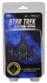 Attack Wing Star Trek: 4th Division Battleship Expansion pack [WZK71279]