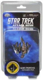 Attack Wing Star Trek: Gor Portas Expansion pack [WZK71128]