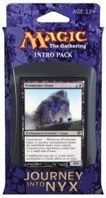 MTG: Magic the Gathering Journey into Nyx Intro Pack Pantheon's Power (czarno-biały) [MTG89406]