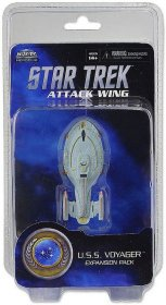 Attack Wing Star Trek: U.S.S. Voyager Expansion pack [WZK71280]