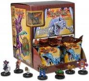 Yu-Gi-Oh! Heroclix: Series One 24 szt. Gravity Feed BOX Booster [WZK71170×24]