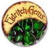 ZNACZNIKI Eldritch Gems ZIELONE duże [DGGEMELD2]