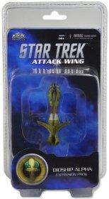 Attack Wing Star Trek: Bioship Alpha Expansion pack (Wave 4) [WZK71281]