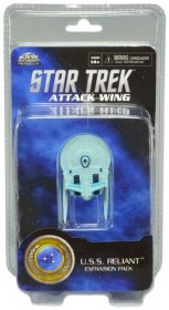 Attack Wing Star Trek: U.S.S. Reliant Expansion pack [WZK71121]