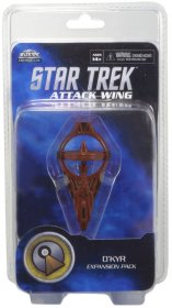 Attack Wing Star Trek: D'Kyr Expansion pack (Wave 5) [WZK71446]