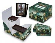 MAGIC pudełko Conspiracy Dual Deck Box + koszulki (80) [5E-86168]