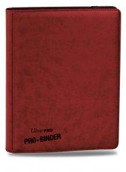 PRO-BINDER <b>PREMIUM</b> Ultra Pro KLASER (20 stron) czerwony [5E-84195]