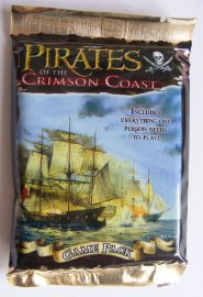 Pirates of the Crimson Coast booster - zestaw dodatkowy [WZK6011]