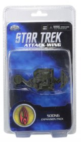 Attack Wing Star Trek: Borg Soong Expansion pack (Wave 6) [WZK71522]